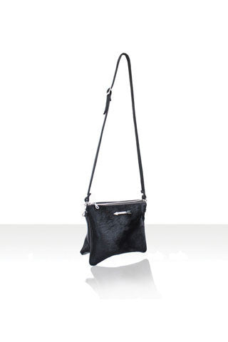Poecae Bag - Black Hair by Kate of Arcadia