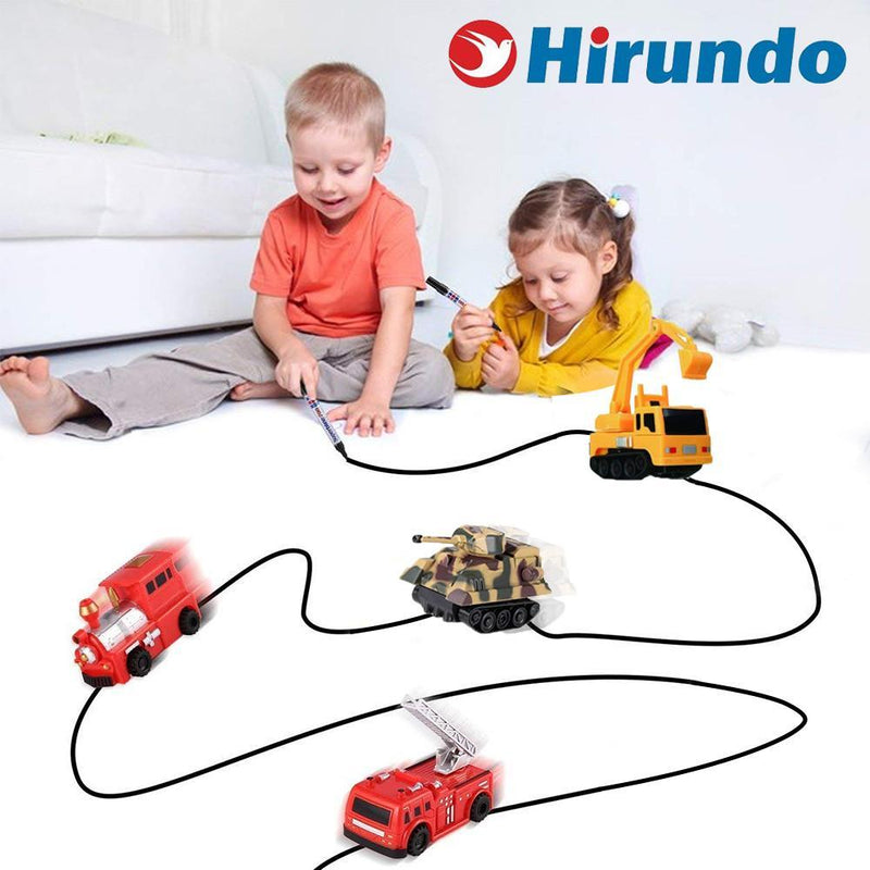 Hirundo Magic Pen Inductive Tank Toy