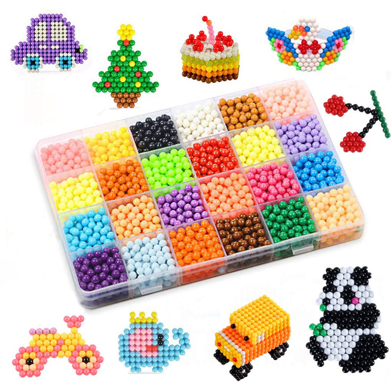 Mvstu ™ Magic Water Sticky Beads For Kids