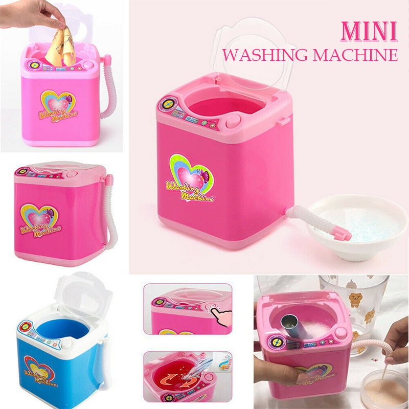 MVSTU™ Mini Washing Machine for Beauty Blender and Makeup Brushes