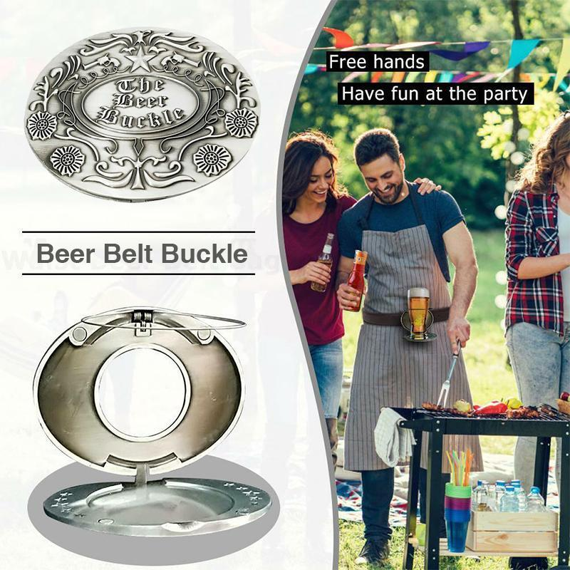 Mvstu™ Creative Beer Belt Buckle