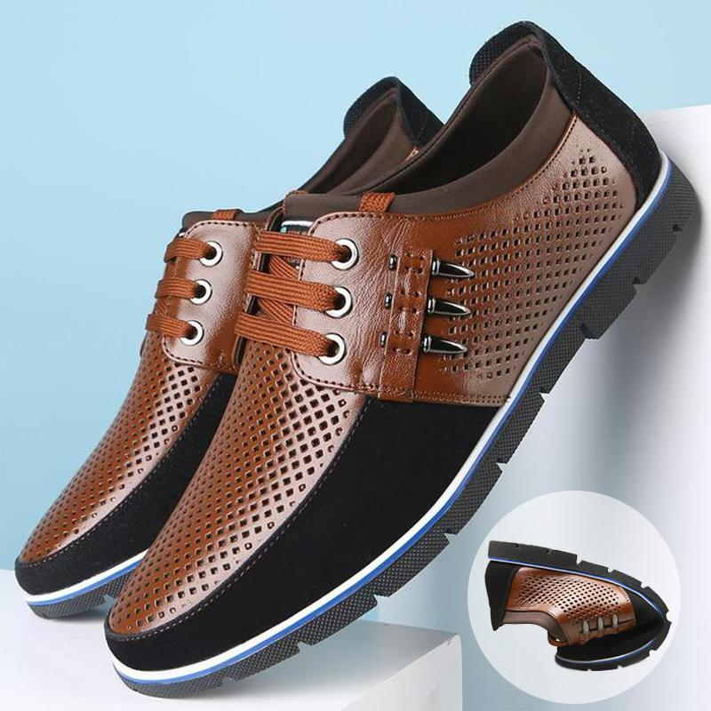 MVSTU™ Men's Soft Leather Shoes