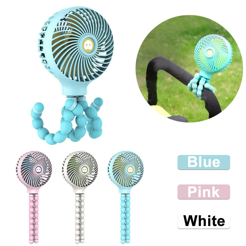 Mvstu™ MINI DEFORMABLE PORTABLE FAN