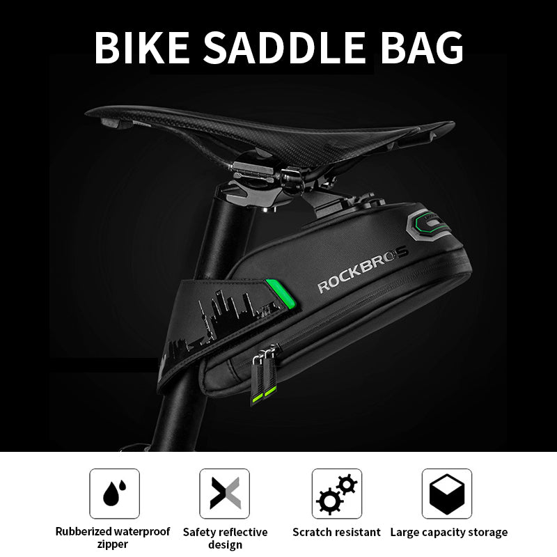 Mvstu™  Waterproof Bike Bag