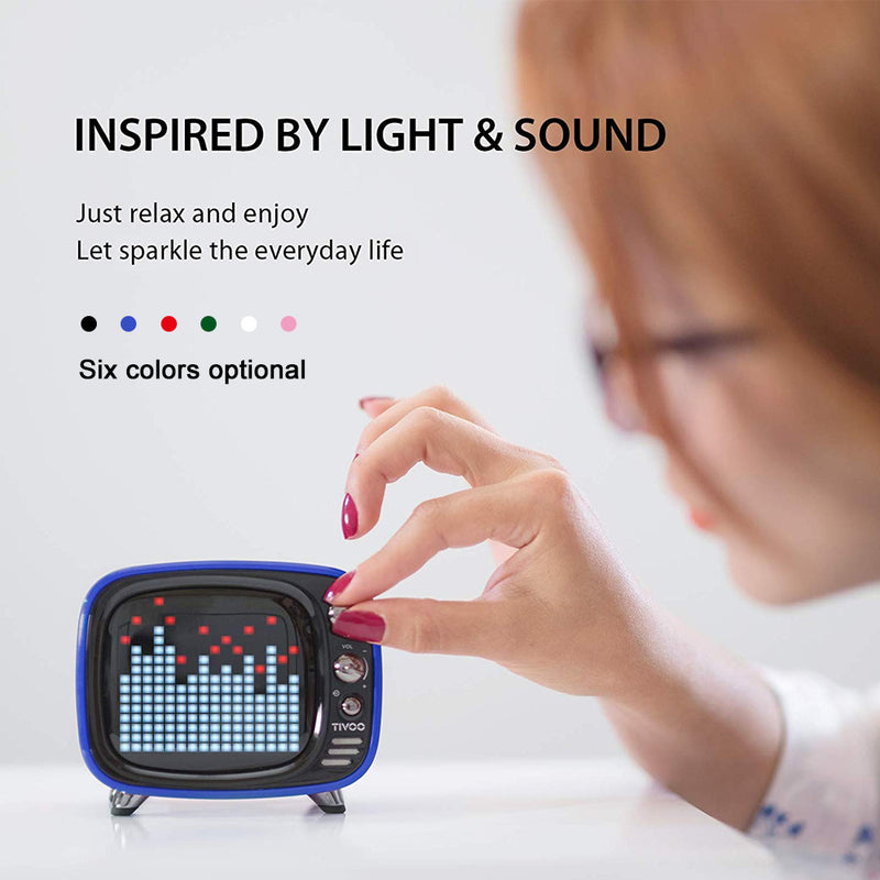 Pixel Mini Bluetooth Speaker