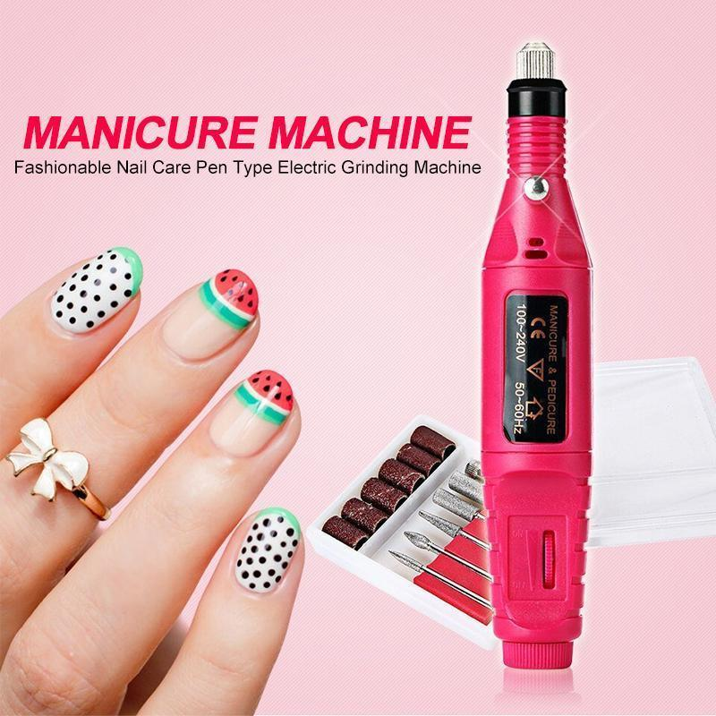 Mvstu ™ Nail Art Electric Nails Repair Drill Machine