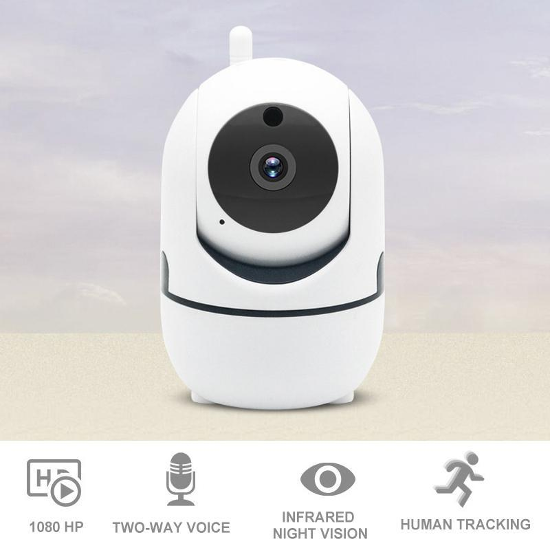 MVSTU™ Smart AI Security Camera - Human tracking / night vision HD