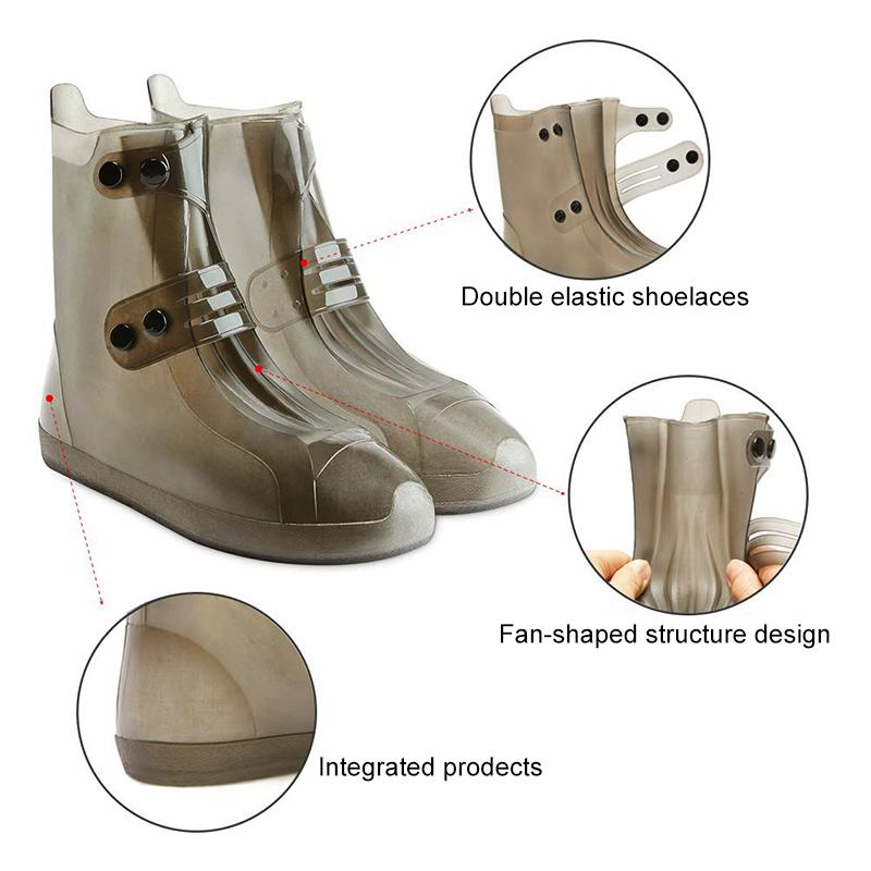 Mvstu™ Reusable Waterproof Shoe Covers