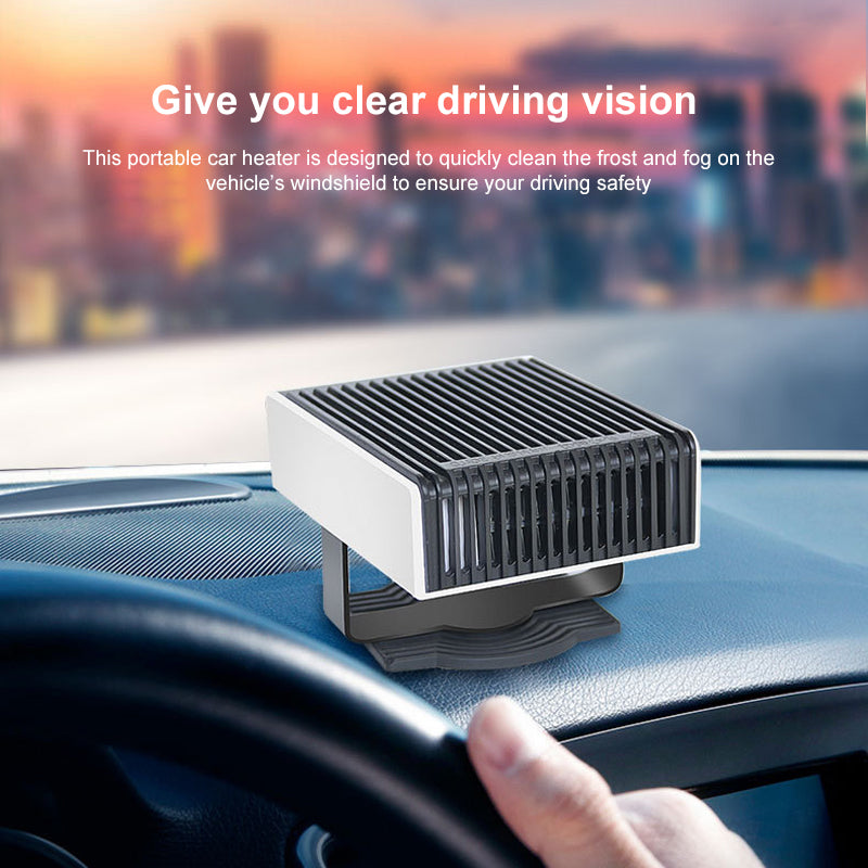 Multi-Function Car Heater (12V / 24V)