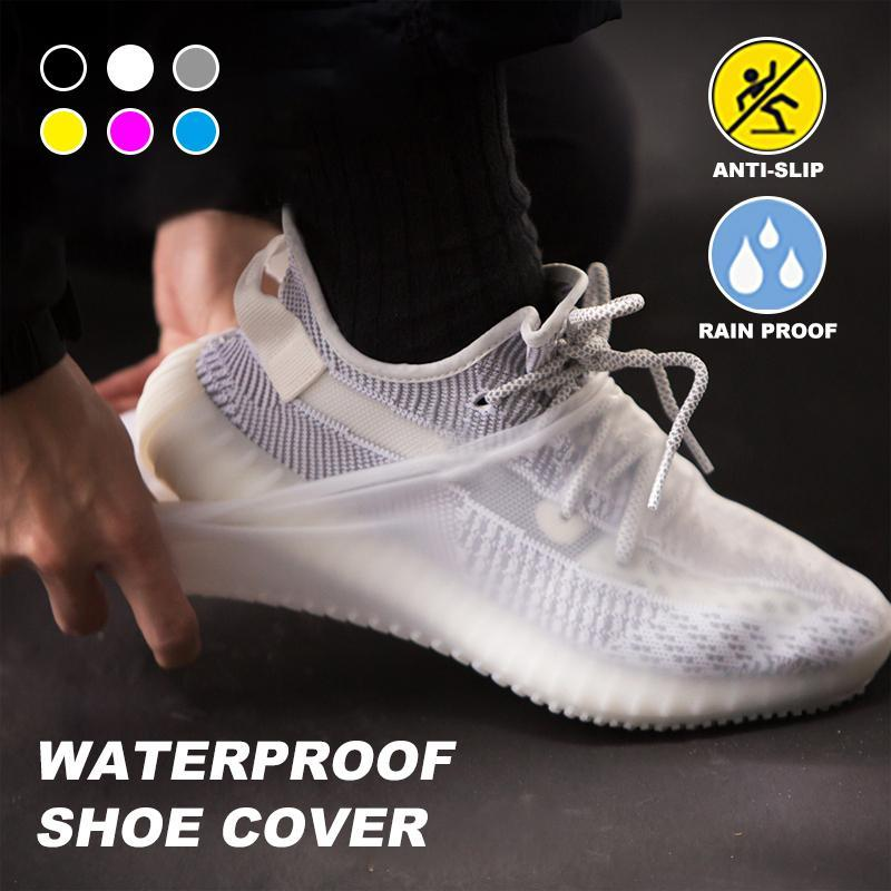 Mvstu ™ Outdoor Waterproof Shoe Covers (1 Pair)