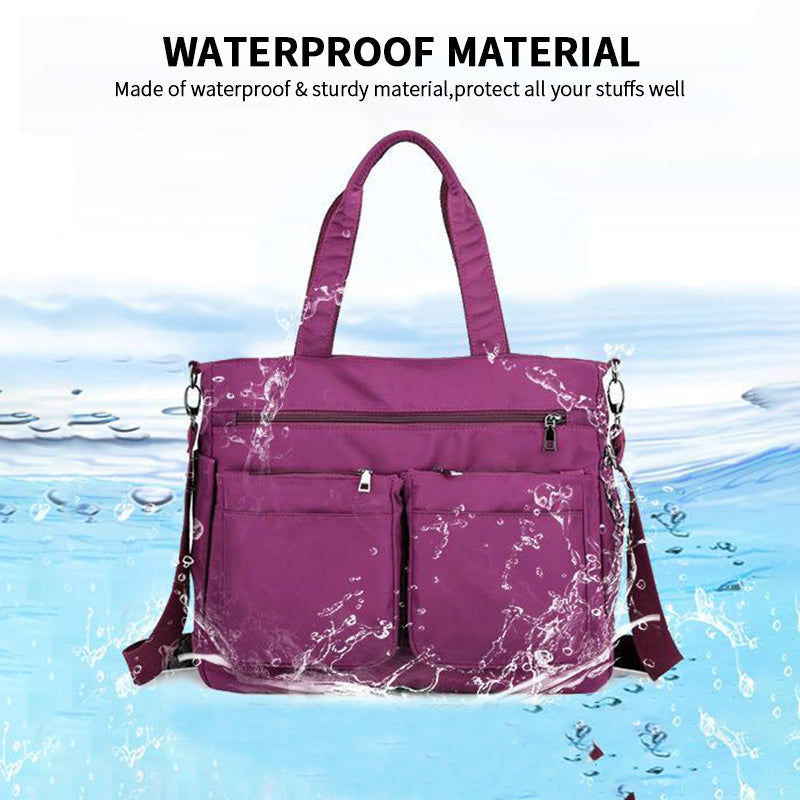 Mvstu ™ Waterproof Large Capacity Handbag Crossbody Bag