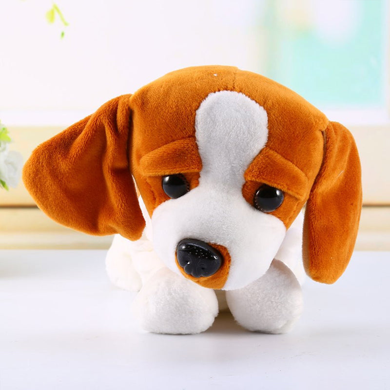 Electric Plush Toy Dog