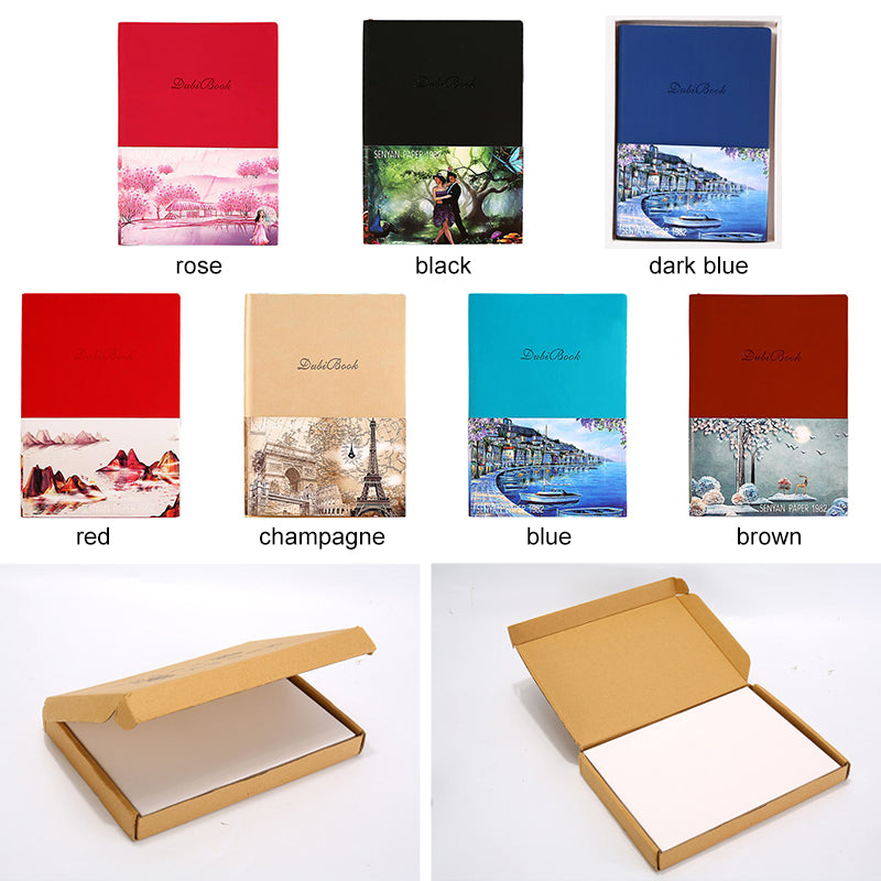 Waterproof Reusable Notebook