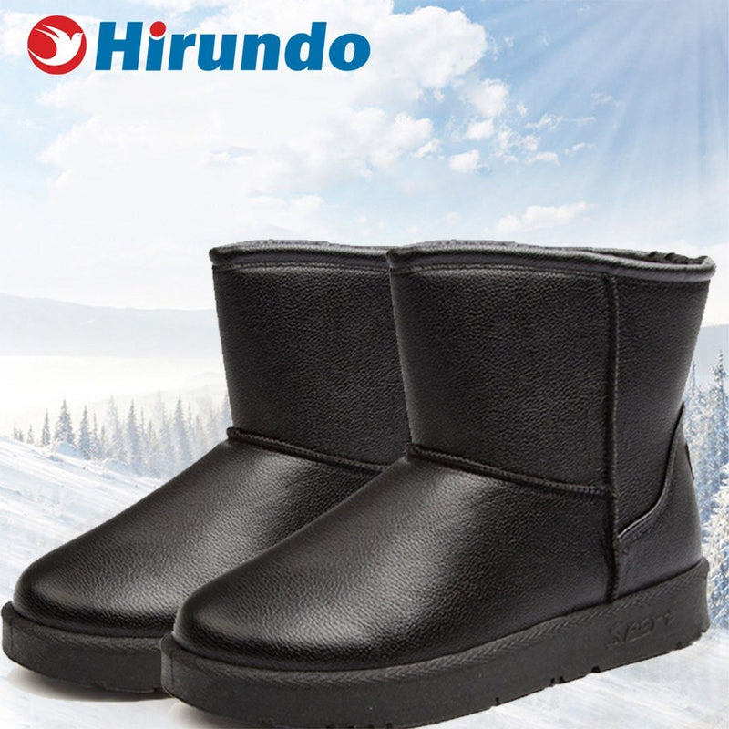 Women's Velvet Thick Snow Boots