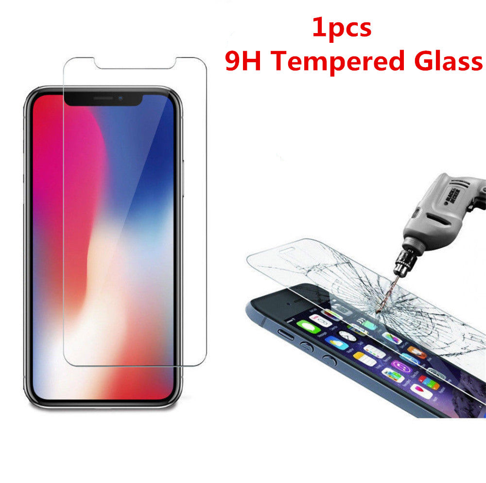 9H tempered glass film for your iPhone