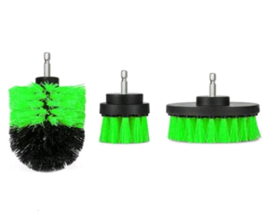 Image of 3pc Power Drill Brush Set