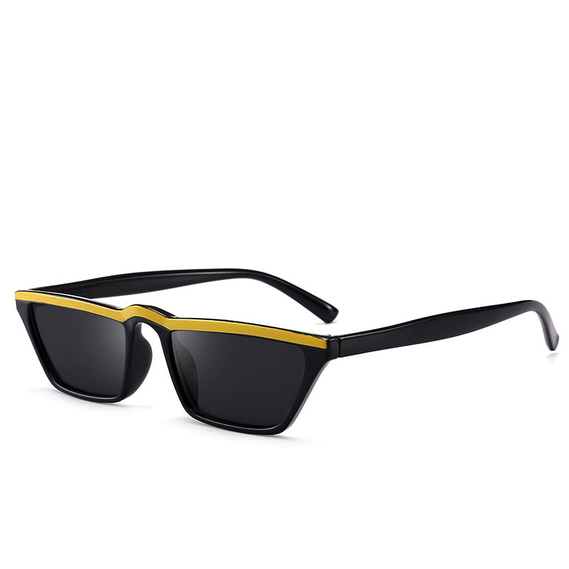 Colored Flat-Top Classic Frame Sunglasses UV400 (Buy 1 get 2 FREE!)