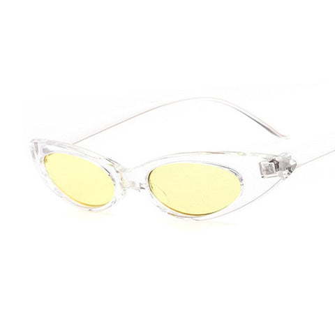 Image of CatEye Small Women Oval Sunglasses UV400