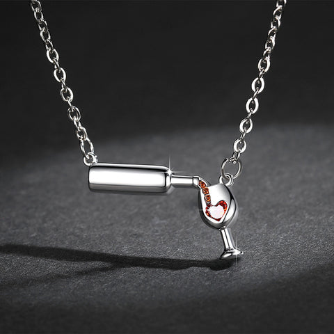 Image of https://shopinthenude.com/products/love-wine-women-pendant-necklace-woman-necklace-and-pendant-cubic-zirconia-unique-design-jewelry