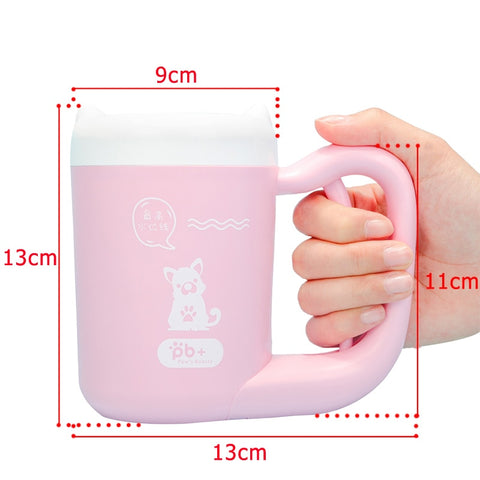 Dog Paw Cleaning / Washing Mug