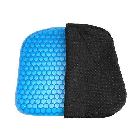 Image of Honeycomb Flexible Orthopedic Gel Cushion Size Large (Fast USA Shipping)