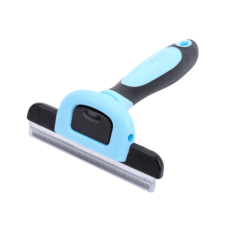 Cat & Dog Hair Removal Detachable Grooming Comb / Pet Deshedder