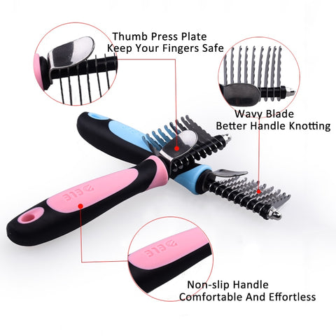 Image of The No Pain Pet Hair Comb - ShopInTheNude.com