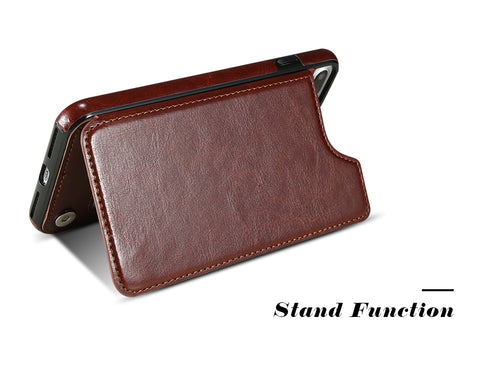 Image of iPhone Case / Wallet / Stand! 3 IN 1. Protect your phone, store your i.d., Credit Card, Cash, Phone Stand ALL IN ONE! Makes life easier. - ShopInTheNude.com