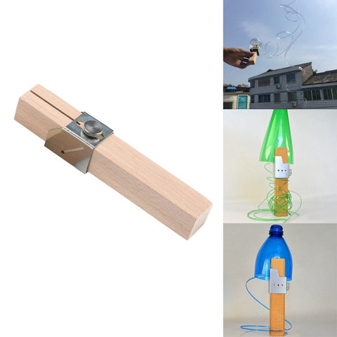 Plastic Bottle Cutter (Recycle Plastic Into Strong Rope) - ShopInTheNude.com