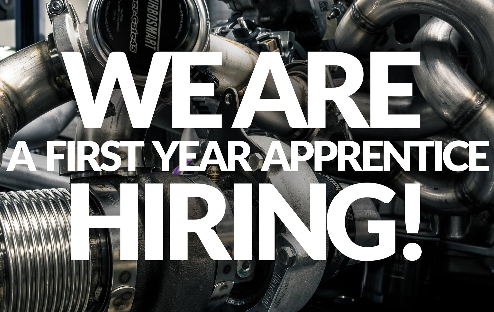 Apprentice Mechanic position available now at PR Technology