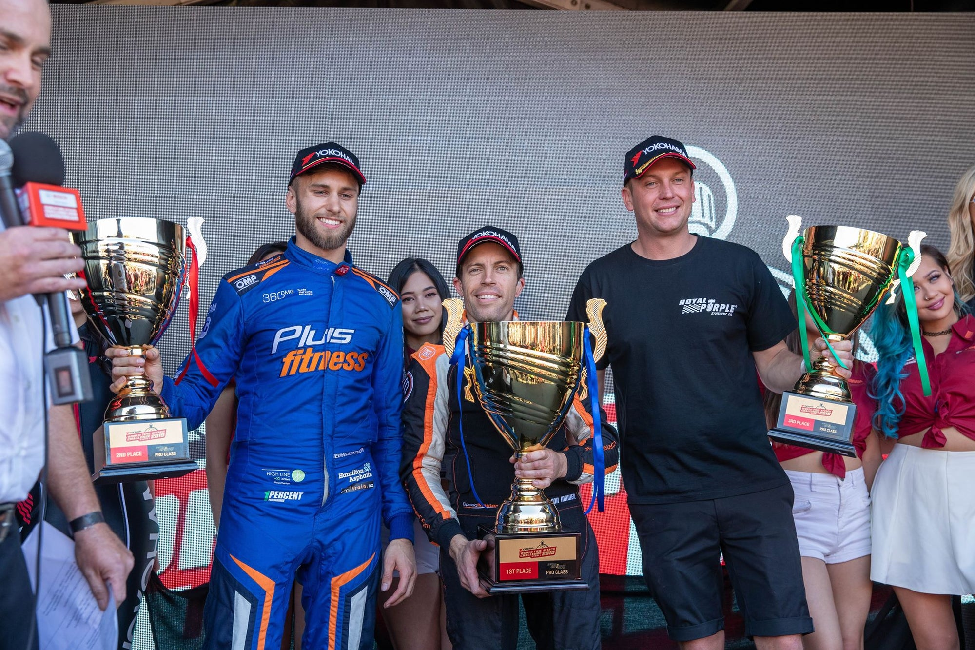 Yokohama World Time Attack Challenge 2019 WINNERS!