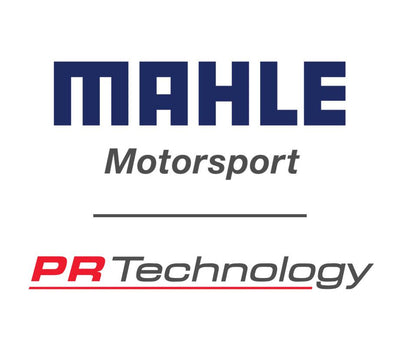 PP102-014 Piston Set PORSCHE 993 RSR Style 3.6L to 3.8L (also fits 964) (1989-1998) Machine-in ø109mm cylinder case register MAHLE Motorsport