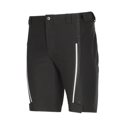 Session Race Short - Black/White