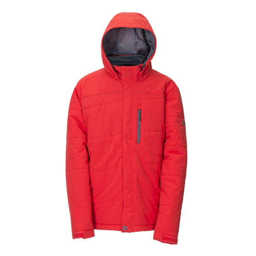 Kid's Junior Blaster Parka - Race Red