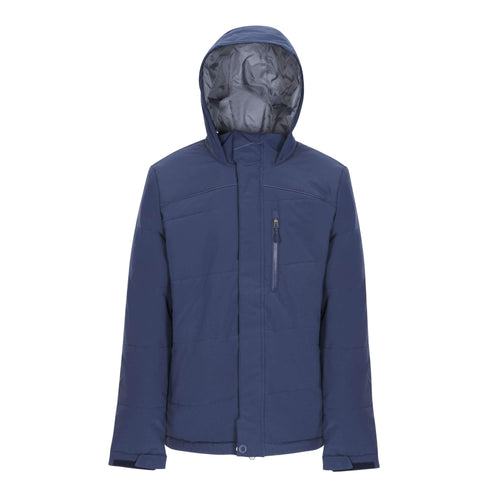 Kid's Junior Blaster Parka - Navy
