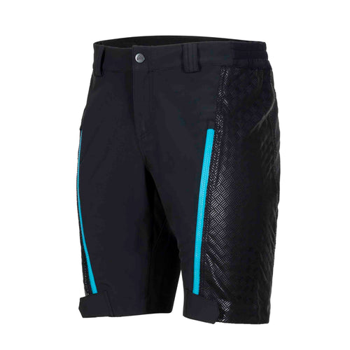 Session Race Short - Black/Blue