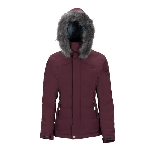 Women's Shelter Parka - Wine Tasting