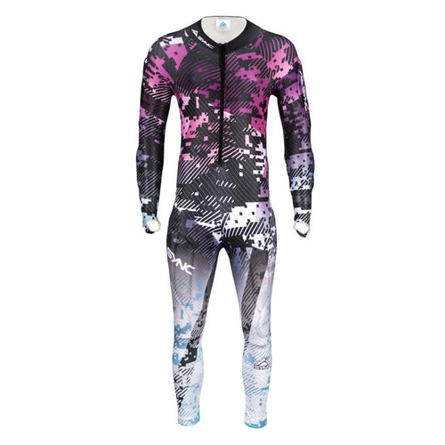 Kellen Adult Race Suit - White