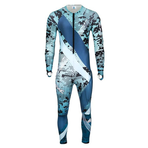 Cleo Adult Race Suit - Turquoise