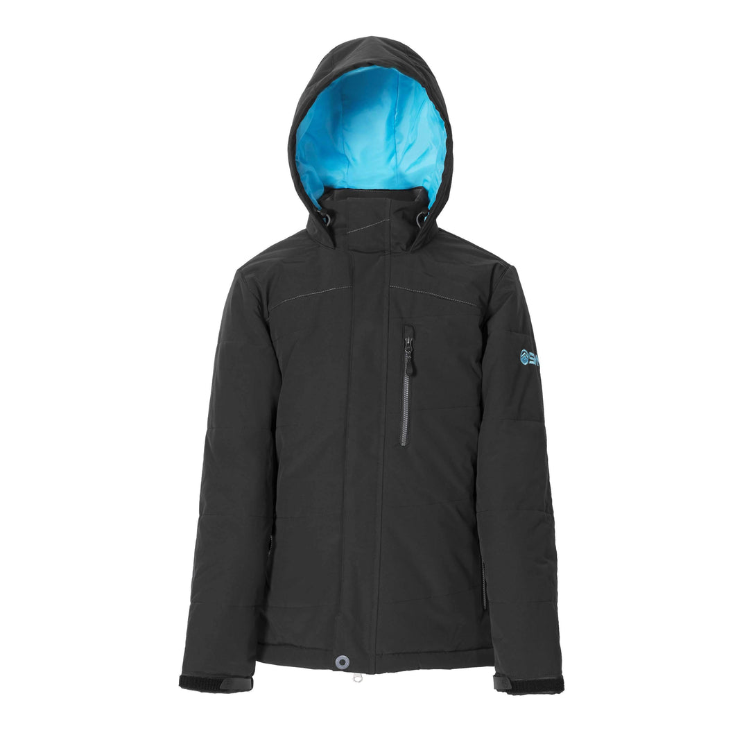 Kid's Junior Blaster Parka - Black
