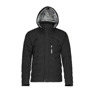 Mens Shelter Parka - Black