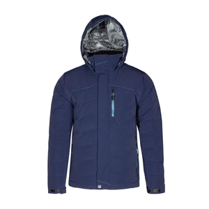 Mens Shelter Parka - Navy