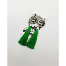 Load image into Gallery viewer, Tassle Earrings