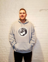 Load image into Gallery viewer, UNISEX HOOD - Large Front Logo