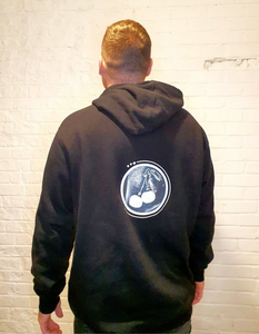 UNISEX HOOD - Large Logo on Back