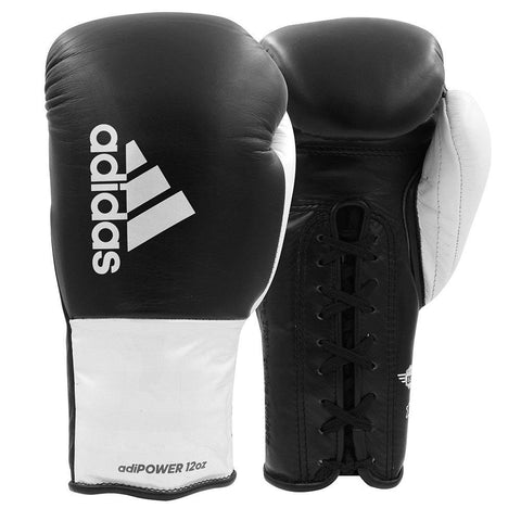 adidas adiPOWER black/white 12oz, ADIH500PRO-90100-12