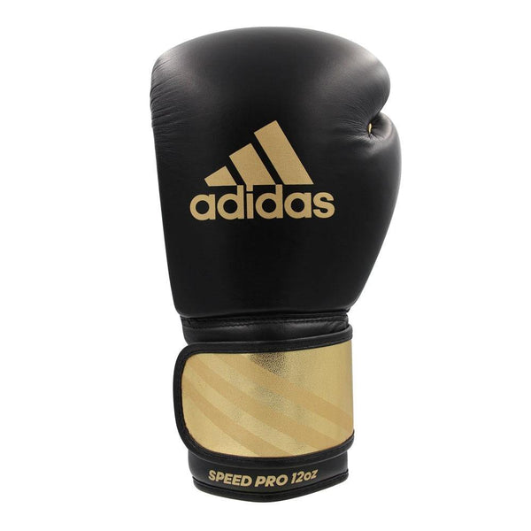 adidas Speed Pro black/gold 12 oz , ADISBG350-90350-12 - Fighttrade