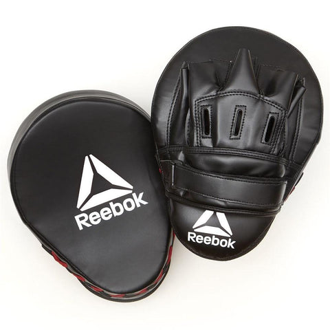 14201039, Reebok Box-Pratzen Hook and Jab Pads schwarz, RSCB-11150RD