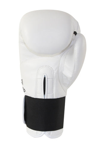 Adidas Boxing Boxhandschuh Speed 50 8oz weiss, Speed50