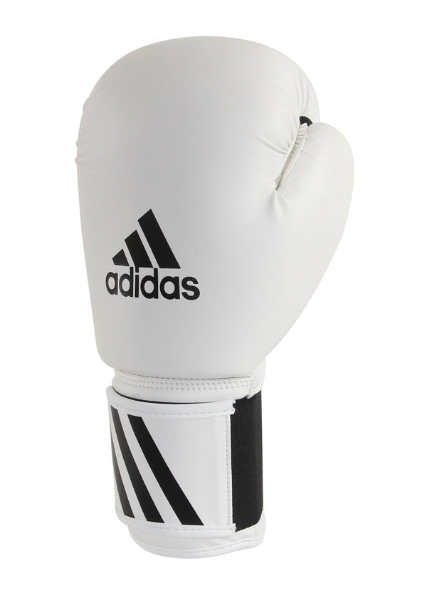 Adidas Boxing Boxhandschuh Speed 50 8oz weiss, Speed50 - Fighttrade